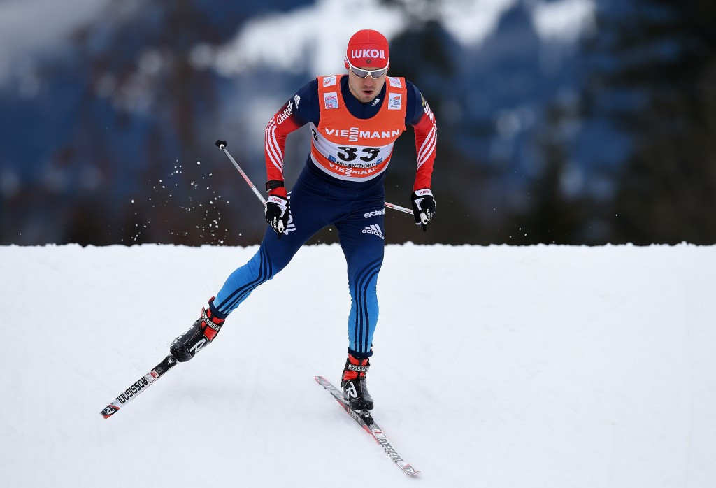 Sochi 2014 medallist Ilia Chernousov is expected to compete at the CISM World Winter Games ©Getty Images