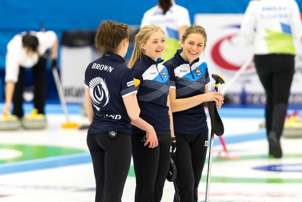 Scotland have been among the teams to impress in the women's competition ©World Curling Federation/Facebook