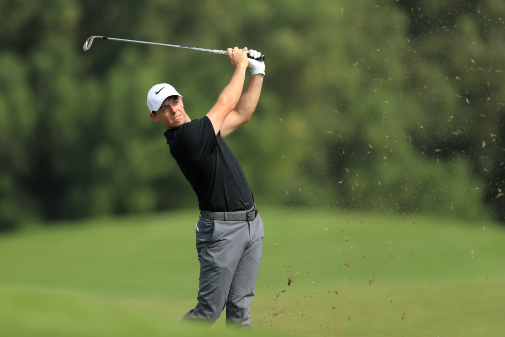 Rory McIlroy was one of a number of major golfing stars not to compete at Rio 2016 ©Getty Images