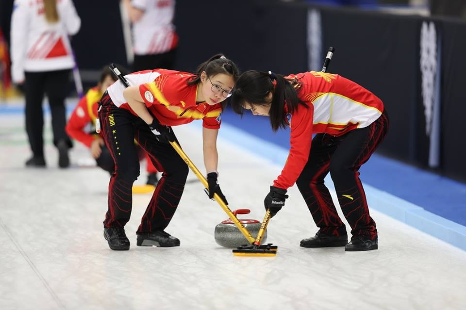 China have impressed in both male and female competitions throughout the round-robin stage ©WCF/Facebook