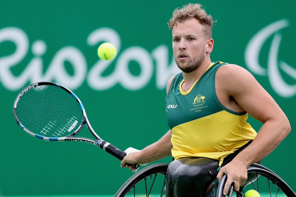 """Paralympic champion Alcott accuses US Open organisers of """"discrimination"""" as wheelchair tournaments cut"""