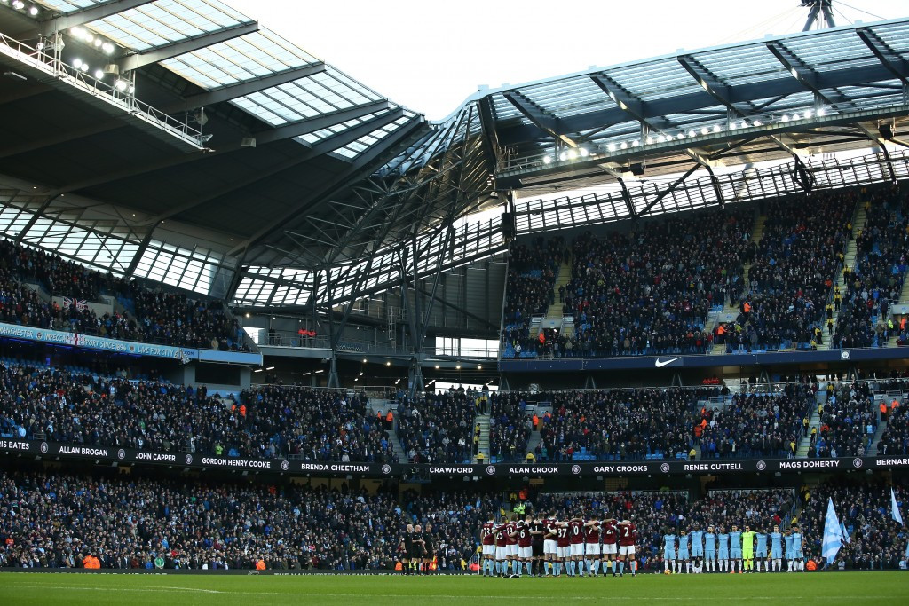 Manchester City have been charged by the FA over anti-doping rules ©Getty Images