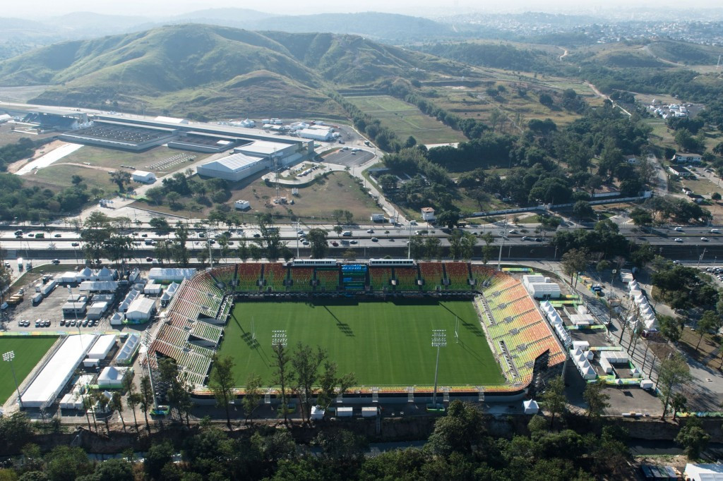 The Deodoro Olympic Park played host to numerous sports during Rio 2016, including rugby sevens ©Getty Images