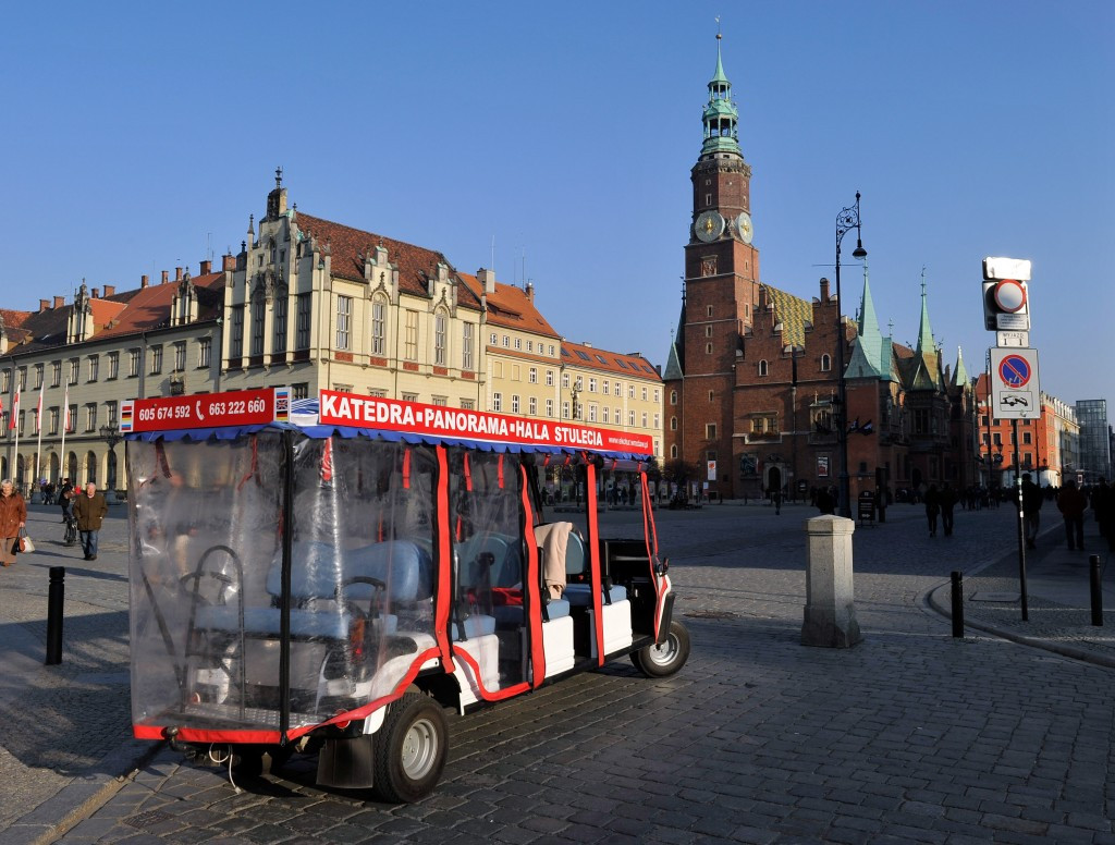 Polish city Wrocław would host the Opening Ceremony under the planned joint bid ©Getty Images