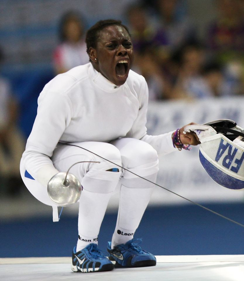 France earned golds in fencing and judo on the first day of competition