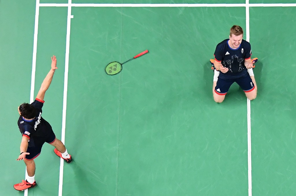 Badminton lost funding for Tokyo 2020 despite exceeding their Rio 2016 medal target ©Getty Images