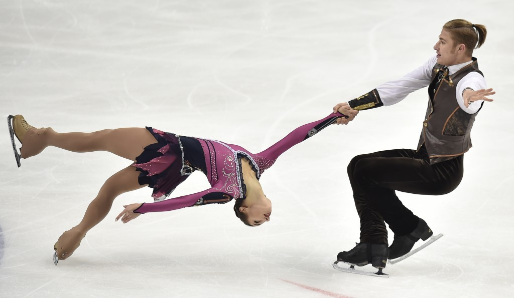Pairs figure skating competition removed from Almaty 2017 schedule