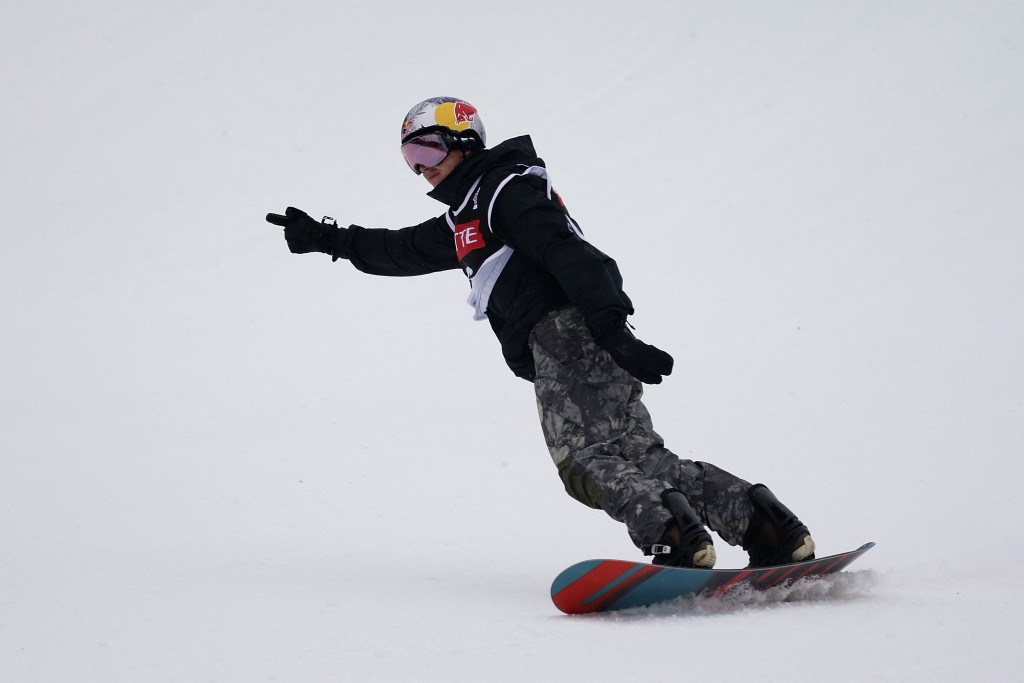 Canada's Mark McMorris was the leading performer in the men's qualification ©Getty Images