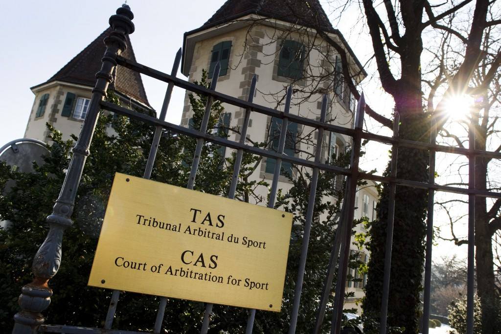 The Court of Arbitration for Sport could be the court of appeal rather than first-instance trials under the new system ©CAS