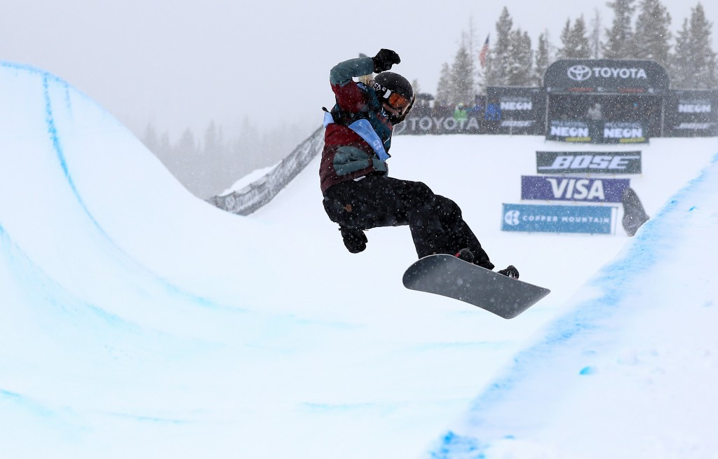 American rising star Chloe Kim will bid for a fourth Winter X Games gold medal in Aspen ©Getty Images