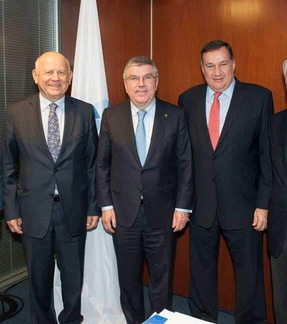 Capralos appointed to monitor preparations for Minsk 2019