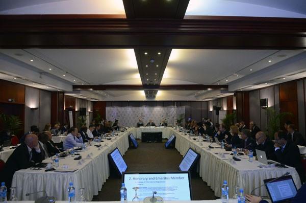 FISU Executive Committee holds meeting before 2017 Winter Universiade start