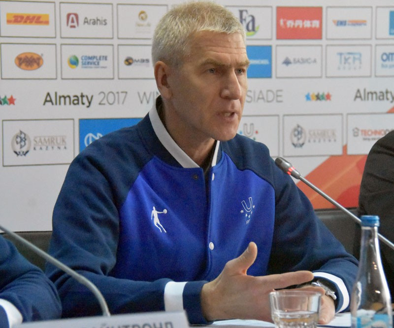 FISU President praises preparations for 2017 Winter Universiade