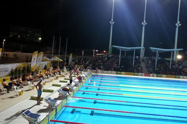 The Pacific Games: Day two of competition