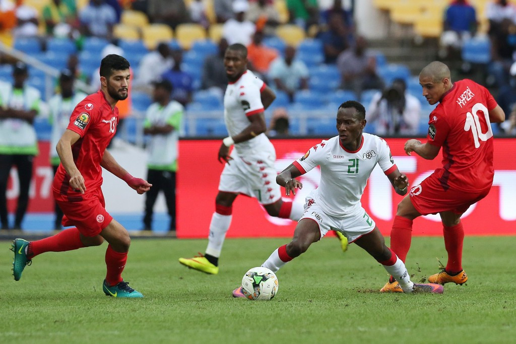 Burkina Faso and Cameroon reach semi-finals of Africa Cup of Nations