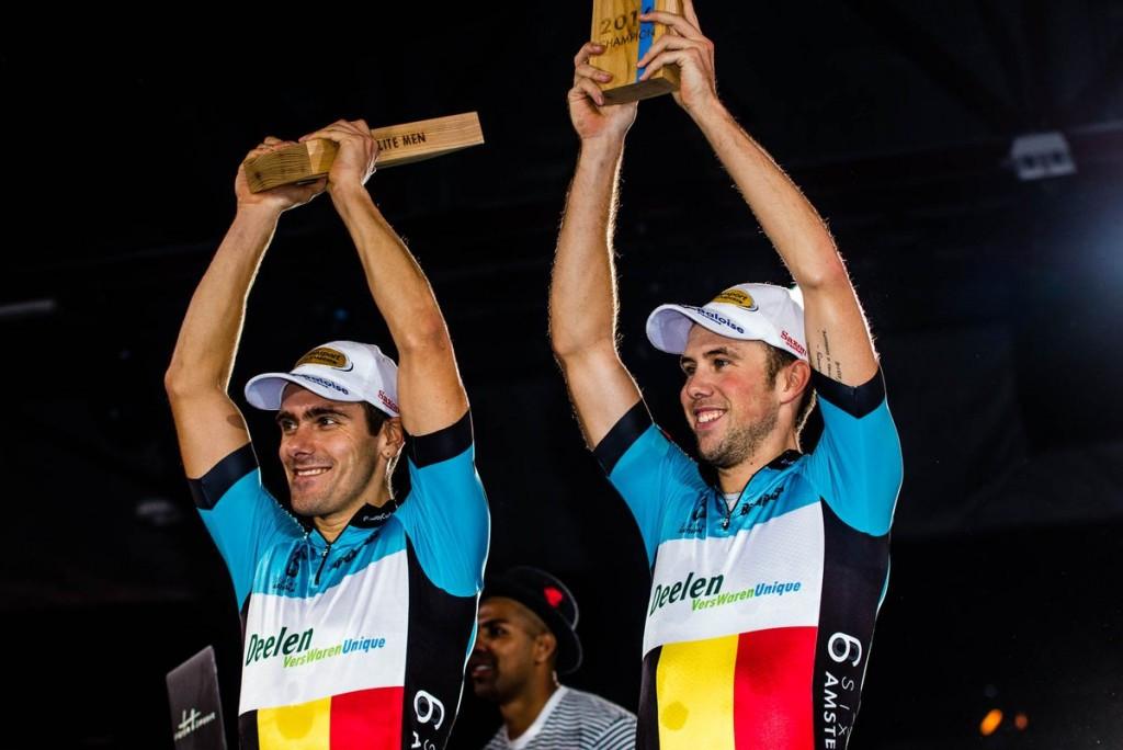 De Ketele and De Pauw storm into lead at Copenhagen Six Day event