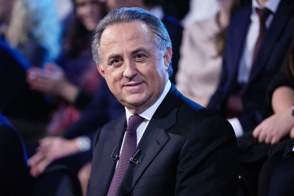 Vitaly Stepanov cast doubt that genuine improvement will take place in Russia whenever Vitaly Mutko retains influence ©Getty Images