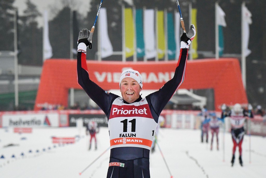 Iversen secures 30km victory at FIS Cross-Country World Cup