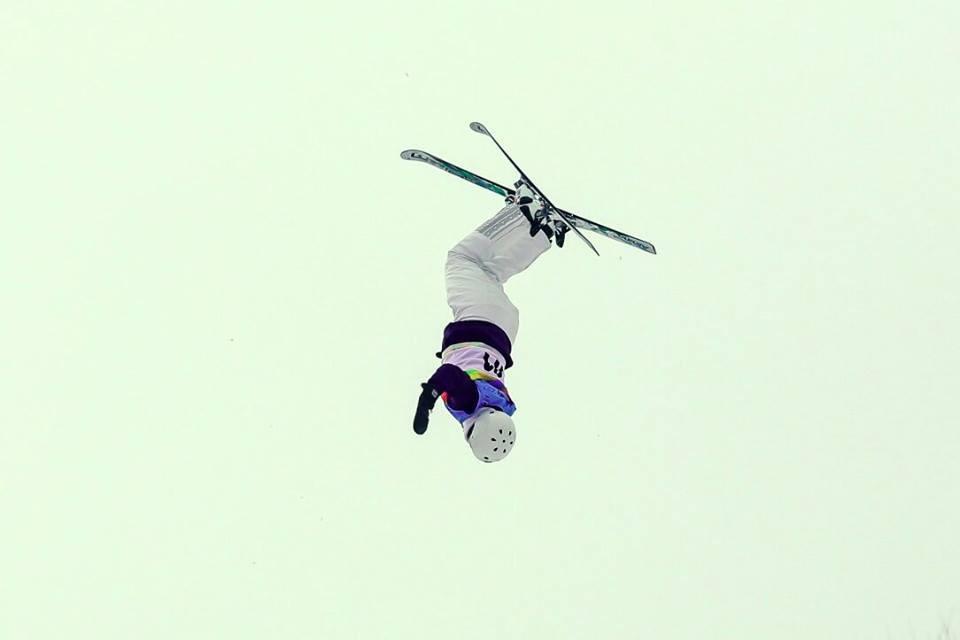 Chinese duo claim 2017 Winter Universiade freestyle skiing aerials crowns