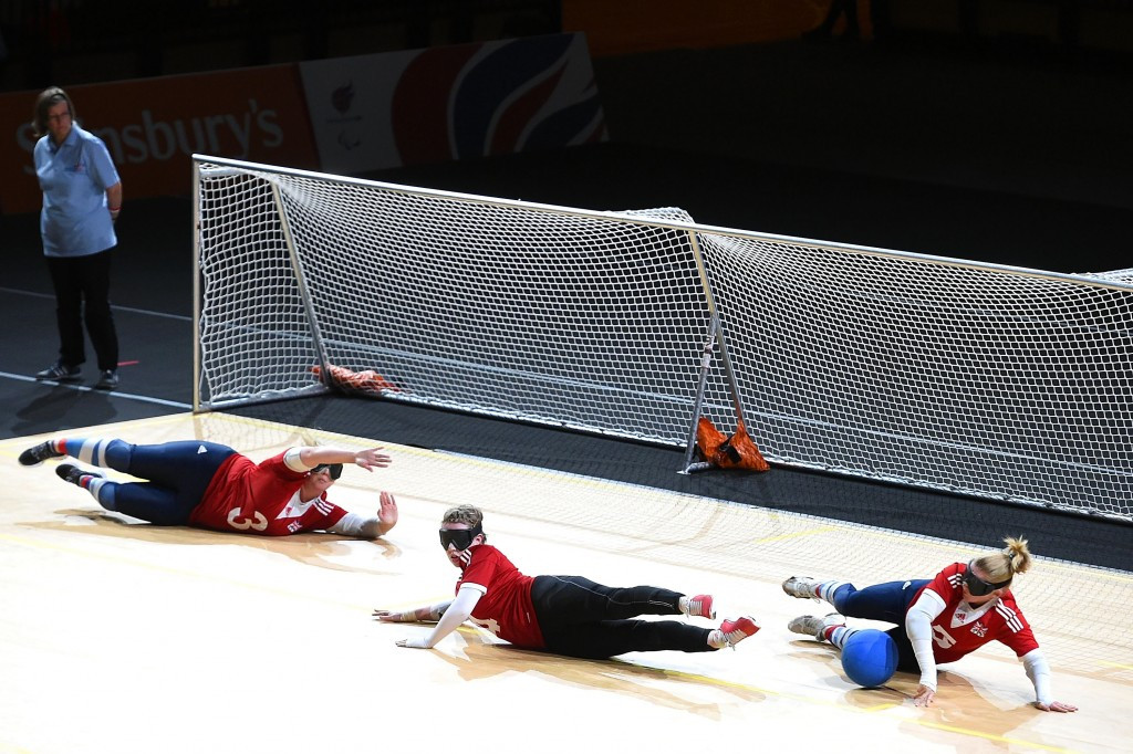 The IBSA goalball subcommittee are seeking submissions from members to help update the sport's rules ©Getty Images
