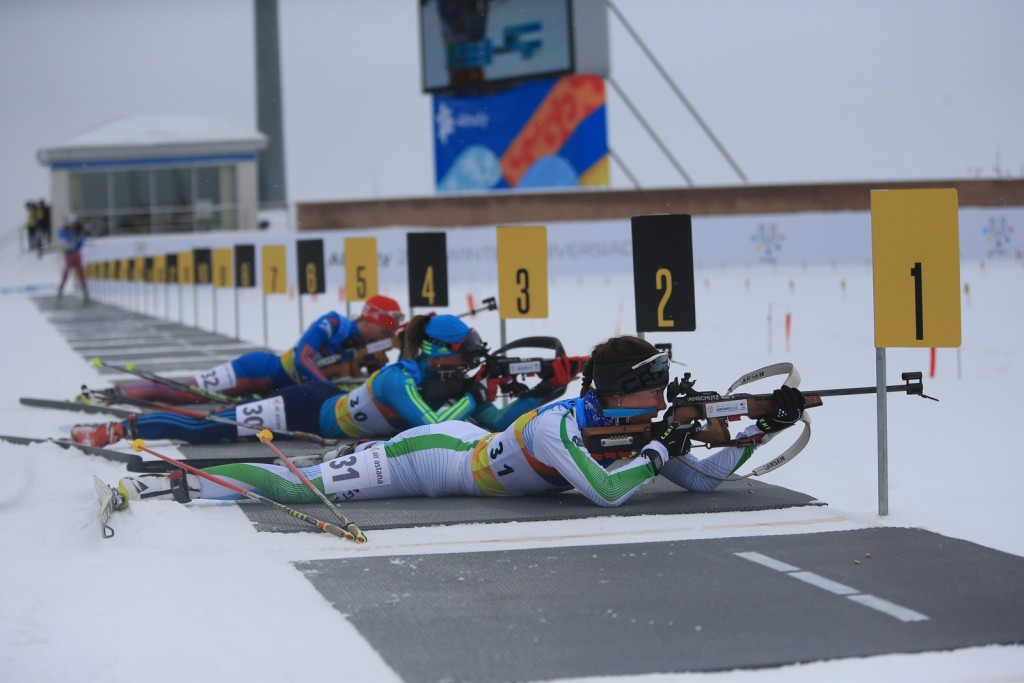 Almaty 2017: Third day of competition at the 28th Winter Universiade