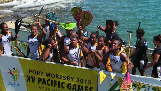 The Pacific Games: Day three of competition