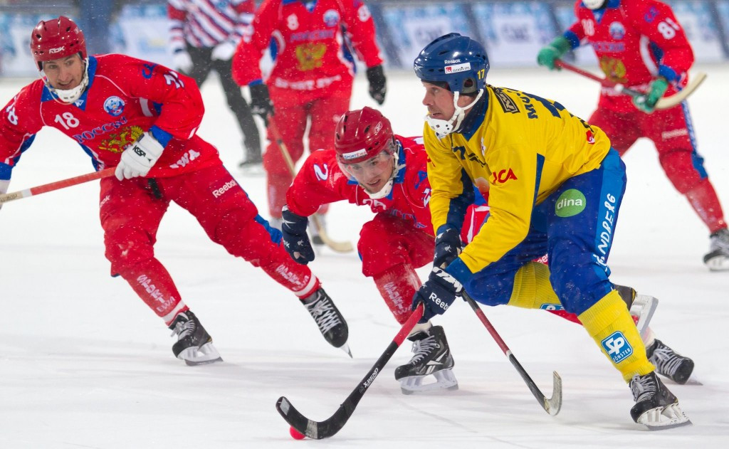 Bandy is a sport with Winter Olympic ambitions ©FIB