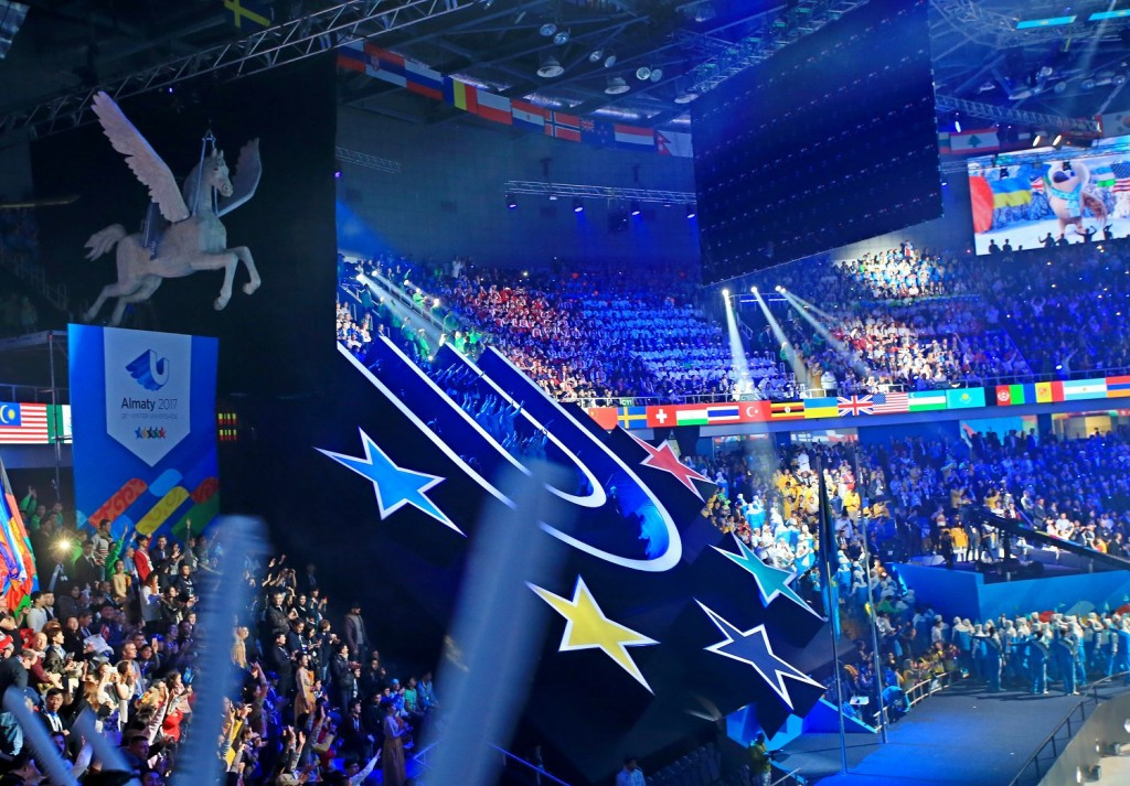 Almaty 2017: Closing Ceremony of the 28th Winter Universiade