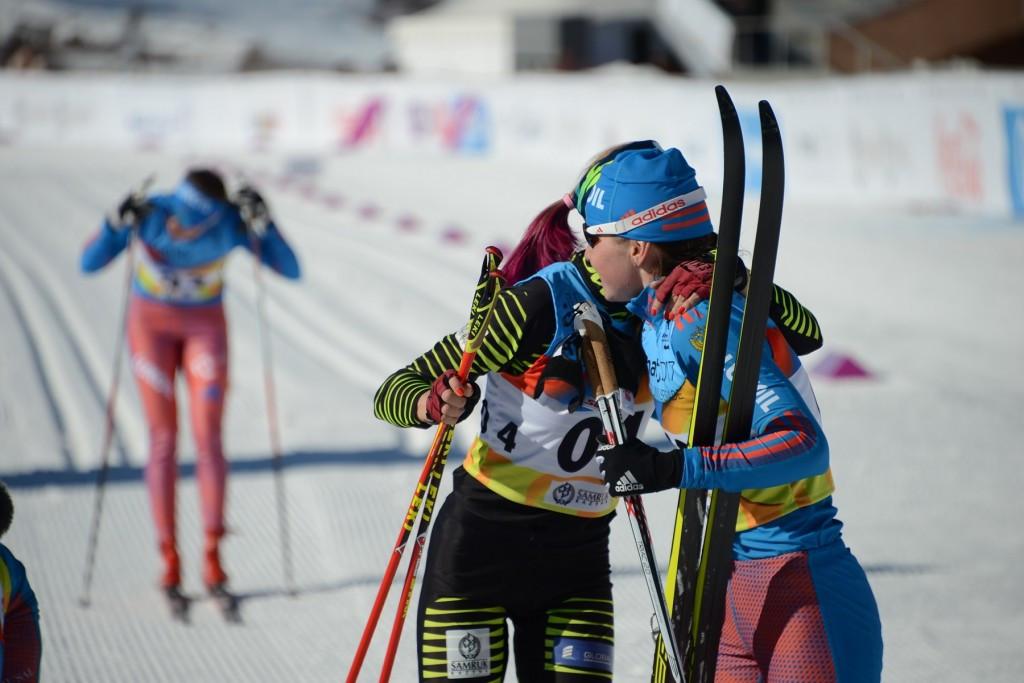 Vasilieva wins fifth medal of 2017 Winter Universiade in women's 15km mass start