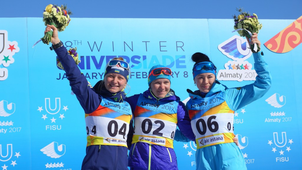 Almaty 2017: Tenth day of competition at the 28th Winter Universiade