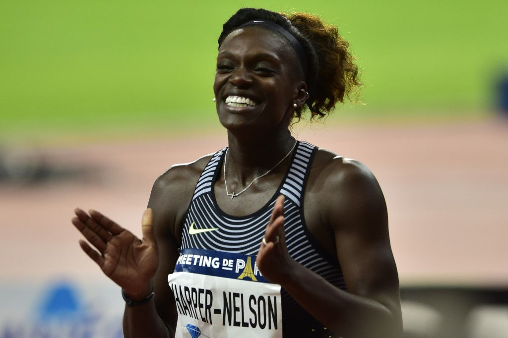 Dawn Harper-Nelson is serving a three-month suspension after a positive drug test ©Getty Images