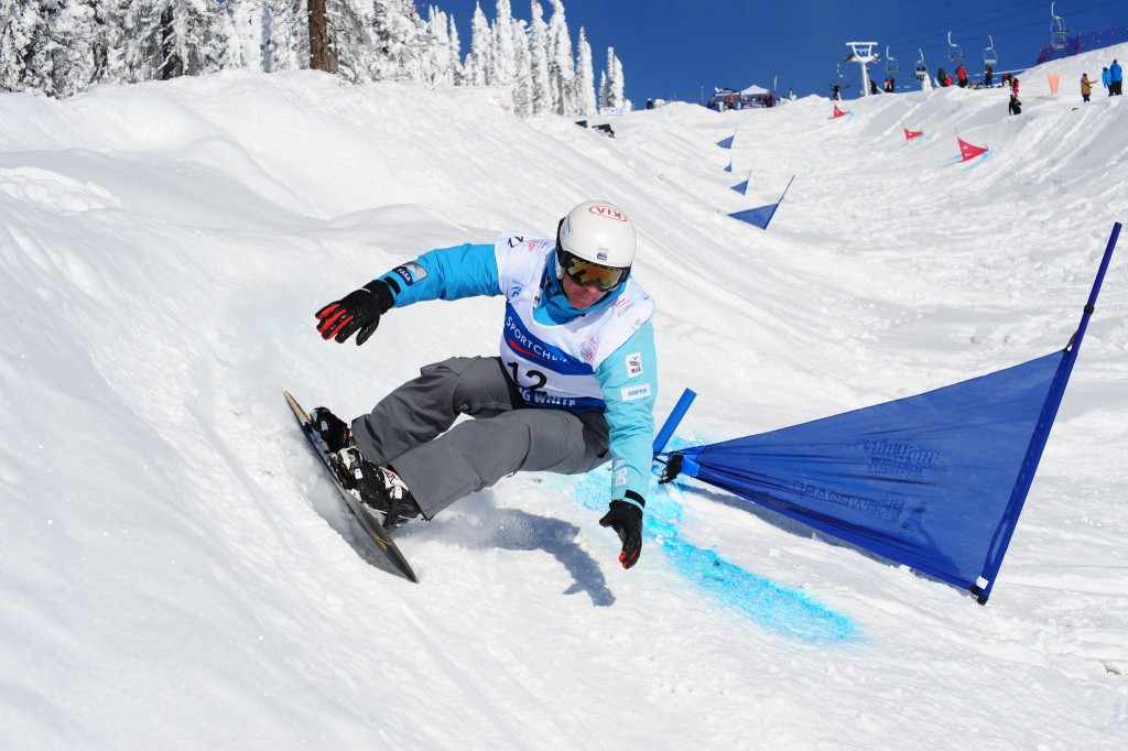 Five gold medals were won on the final day of competition in Big White ©IPC