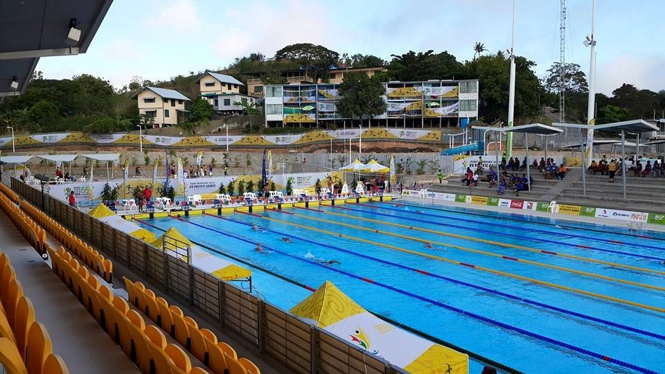 The Pacific Games: Day four of competition