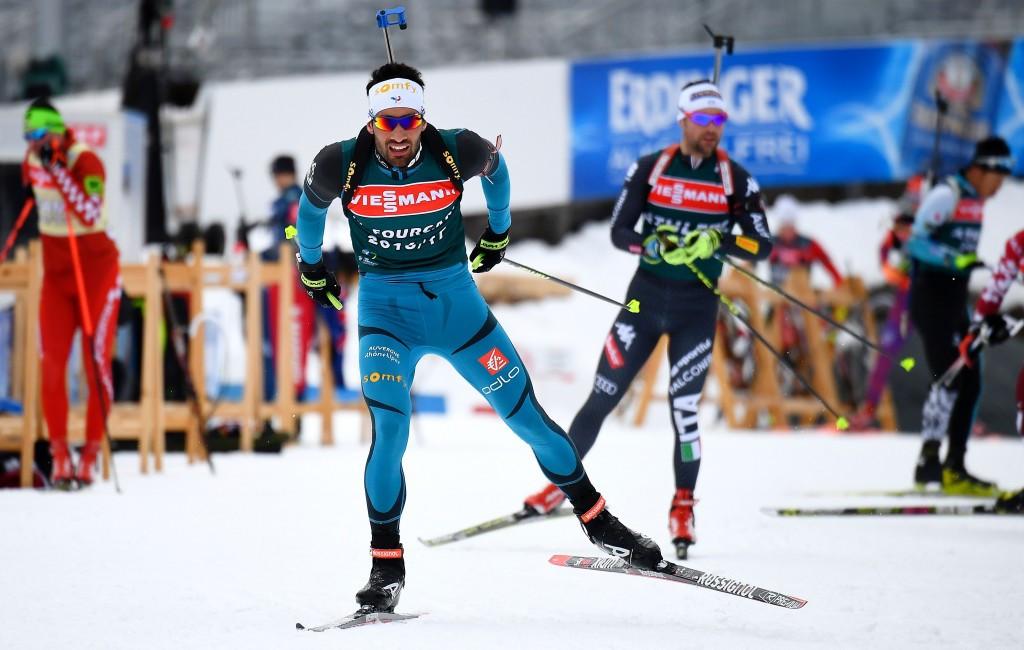 Fourcade to seek further glory at IBU World Championships