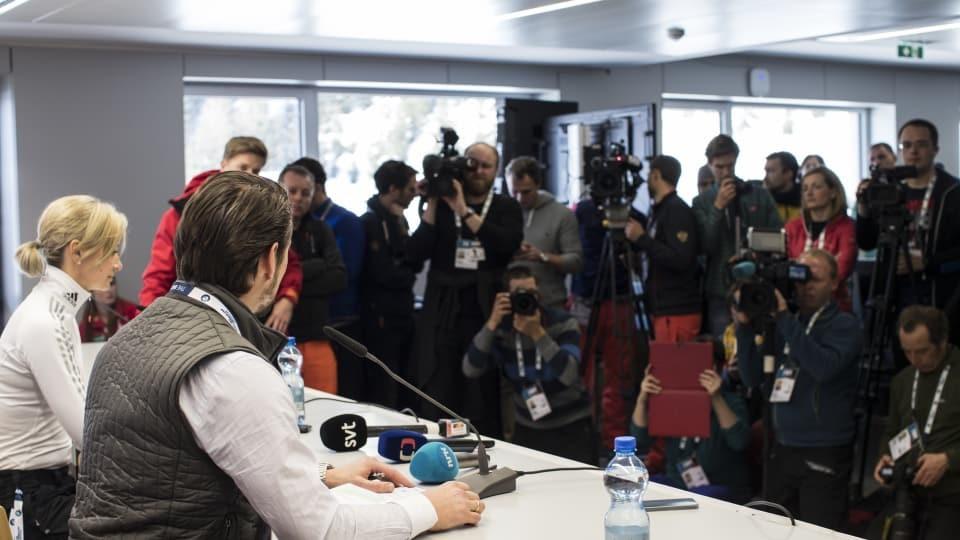 Police in Austria have raided the hotel of the Kazakhstan national biathlon team ©IBU