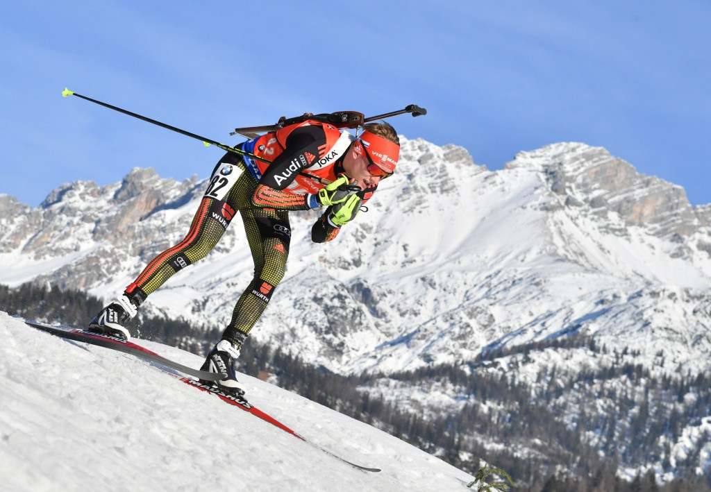 Doll takes gold with thrilling sprint win at IBU World Championships
