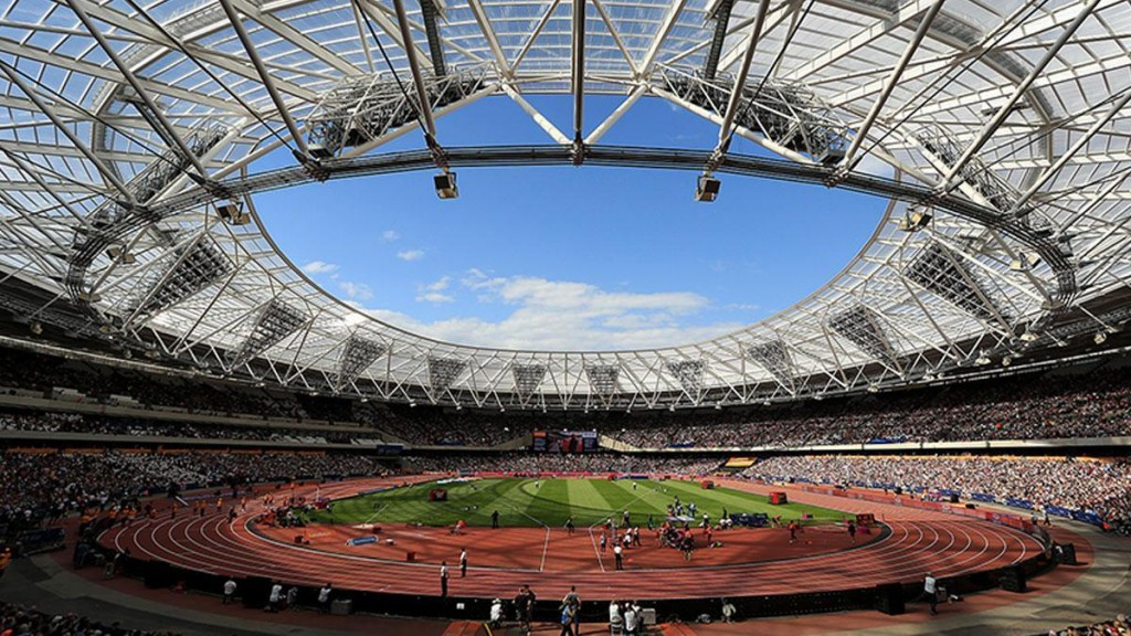 UKAD have missed out on a contract to provide testing at the London 2017 World Athletics Championships ©Getty Images