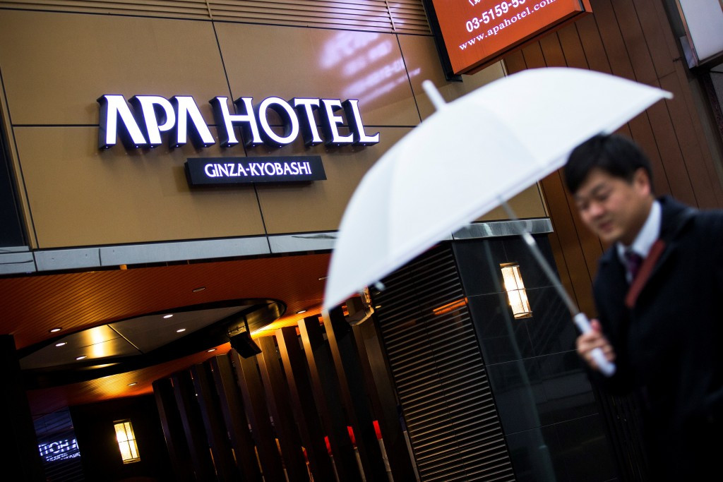 China and South Korea reach agreement on Sapporo 2017 hotel after book controversy