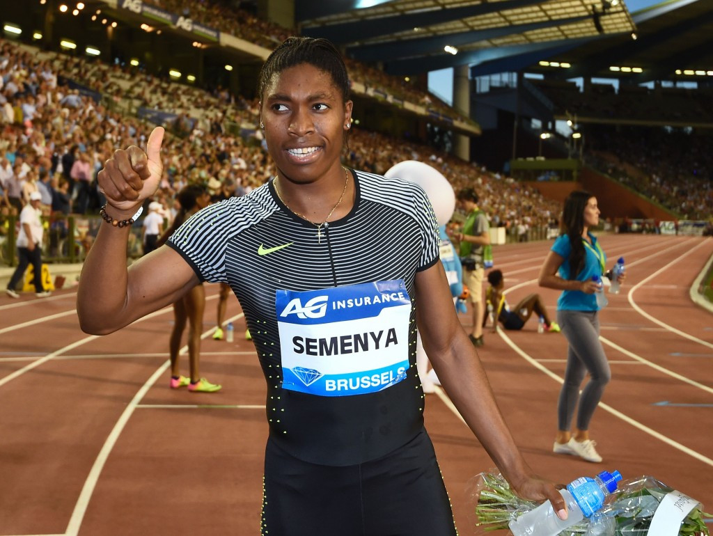 The issue could affect Olympic gold medallist Caster Semenya ©Getty Images