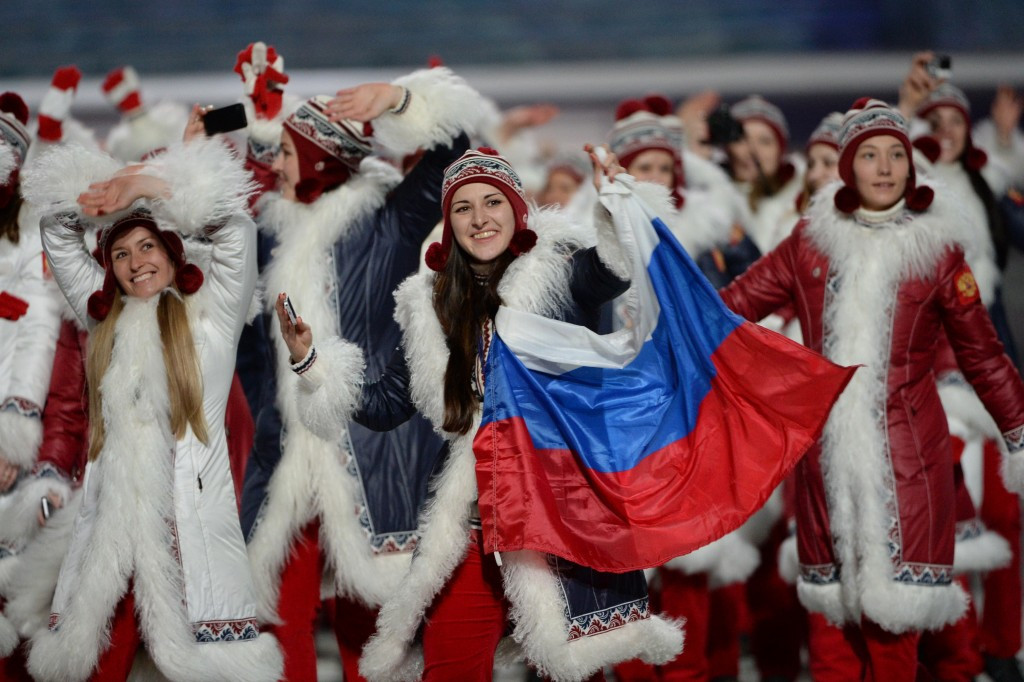 A decision on Russian participation will be made at a later stage ©Getty Images