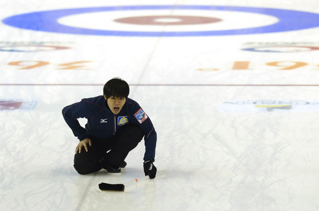 Japan target home success in Sapporo 2017 curling competitions