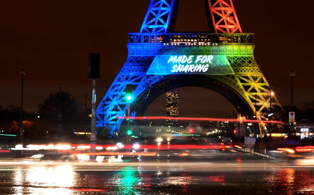Paris and Los Angeles are currently in a two horse race for the 2024 Games ©Getty Images