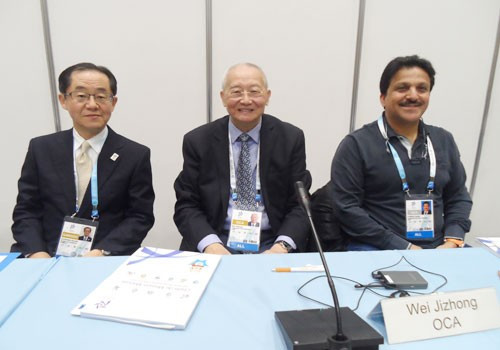 Tokyo 2020 chiefs keeping a close eye on record-breaking Asian Winter Games