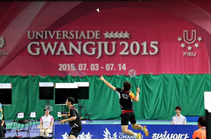 South Korea ease past China to claim Gwangju 2015 mixed team badminton spoils