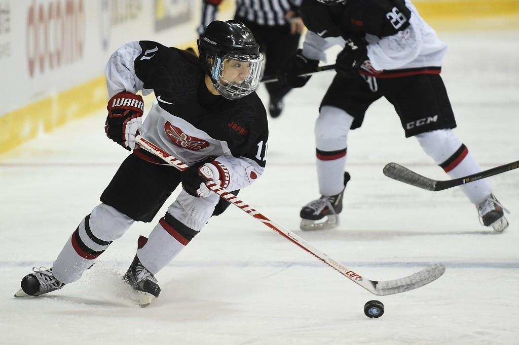 Japan beat defending champions in Asian Winter Games ice hockey opener