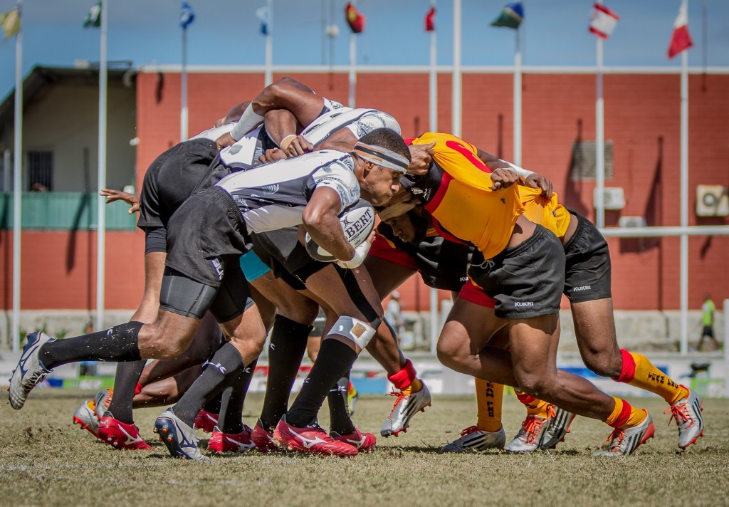 The Pacific Games: Day five of competition