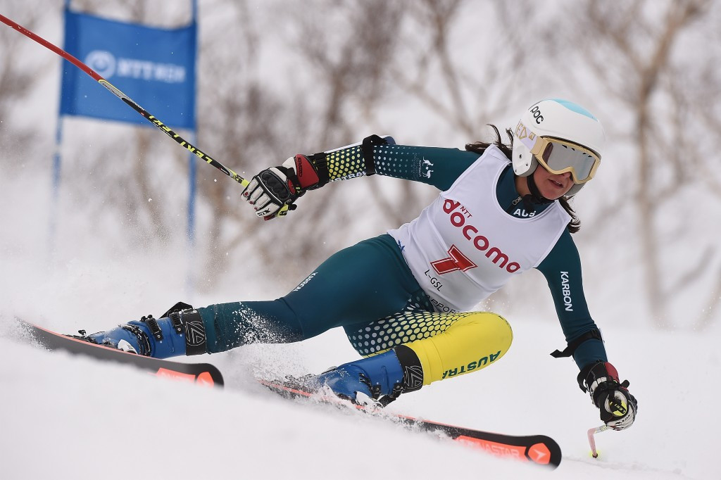 Australian athletes such as Alpine skier Zanna Farrell are currently competing at the Asian Winter Games ©Getty Images