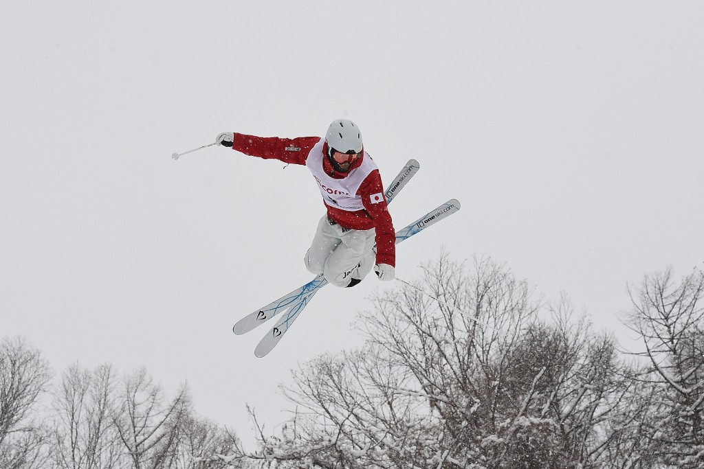 Ikuma Horishima won the men's event after a superb run in the final ©Getty Images