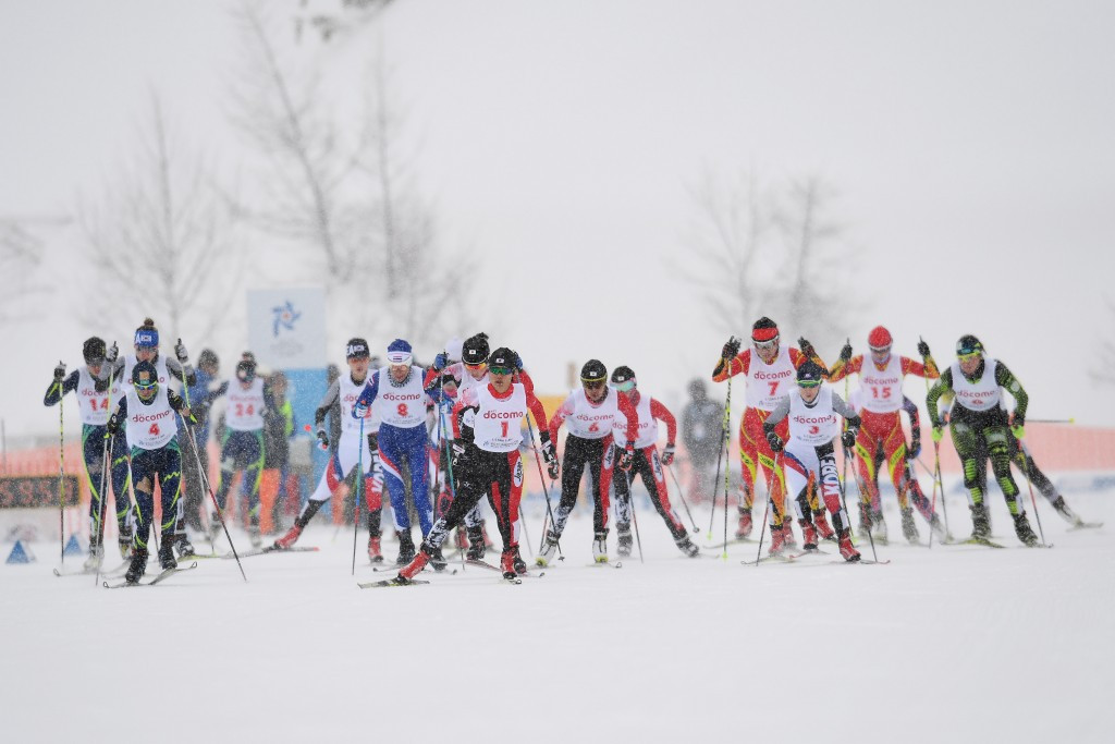 Lenting completes Sapporo medal collection with mass start title