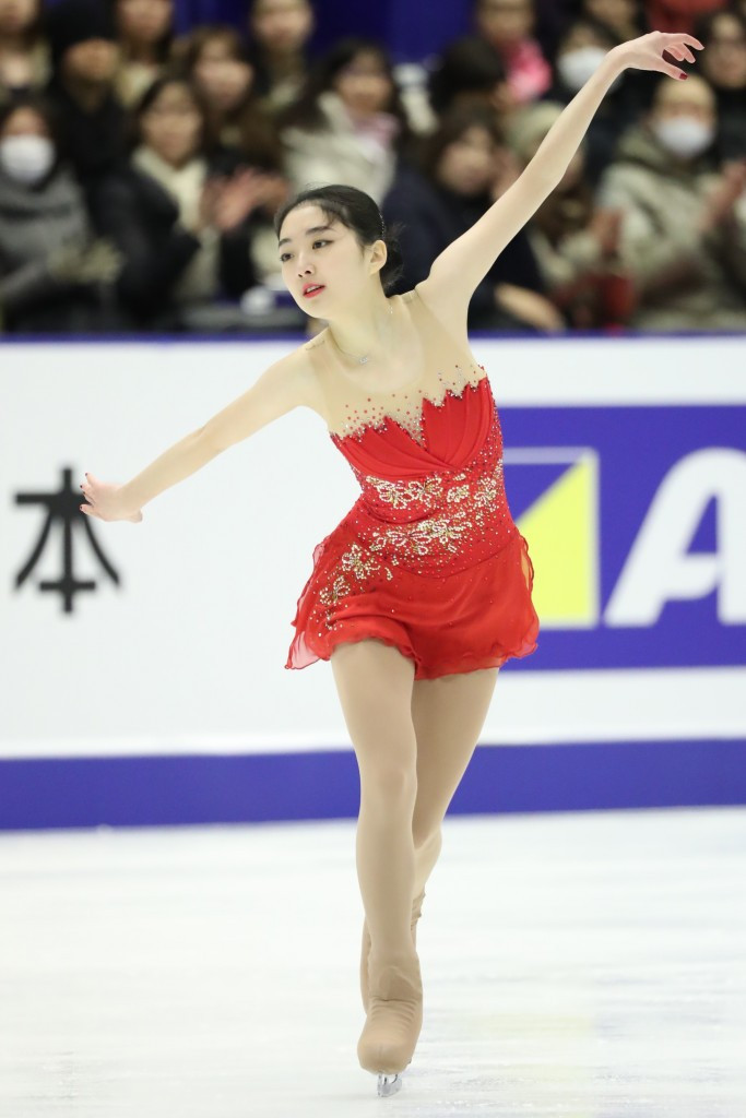 Figure skating, including China's Li Zijun, silver medallist in the women's singles, was the most attended event at the Asian Winter Games, it has been revealed after Sapporo 2017 published full details of ticket sales ©OCA